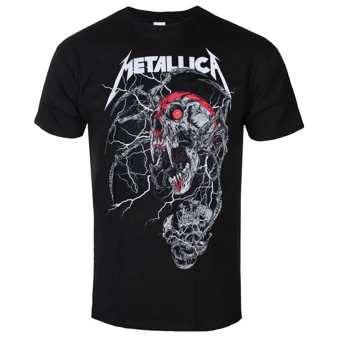 Herren T-shirt Metallica - Spider Dead