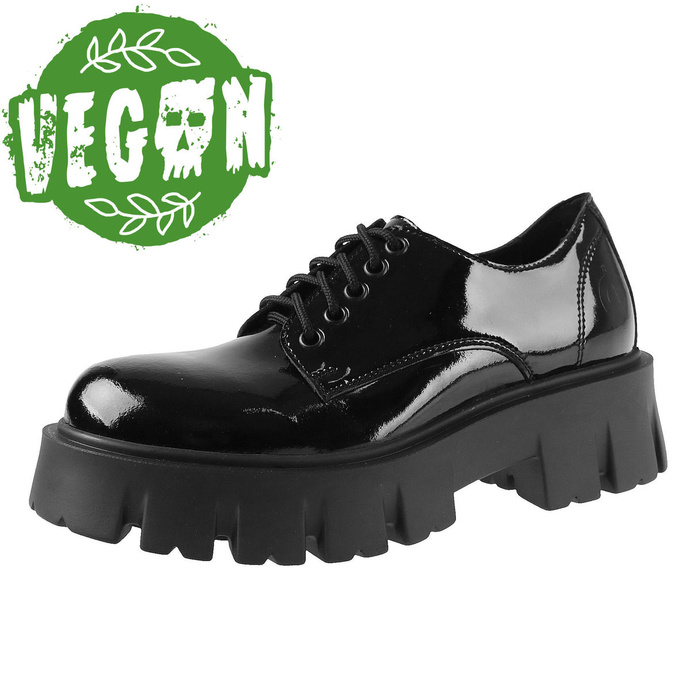 Damen Schuhe ALTERCORE - Deidra Vegan - Black Patent
