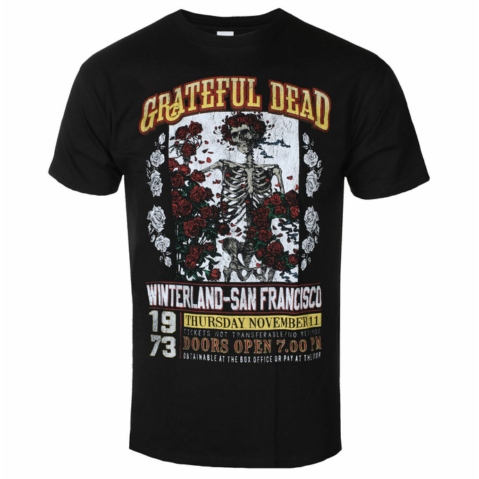 Herren T-Shirt Grateful Dead - San Francisco