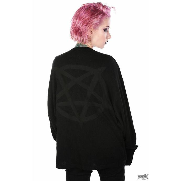 Damen Sweatshirt DISTURBIA - Pentagram
