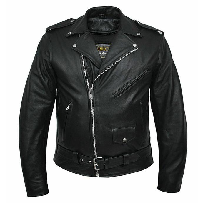 Herrenjacke (Metal Jacke) - lang - UNIK - 13.ZO