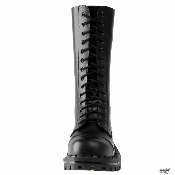 Stiefel ALTERCORE - 14-Ösen - Schwarz