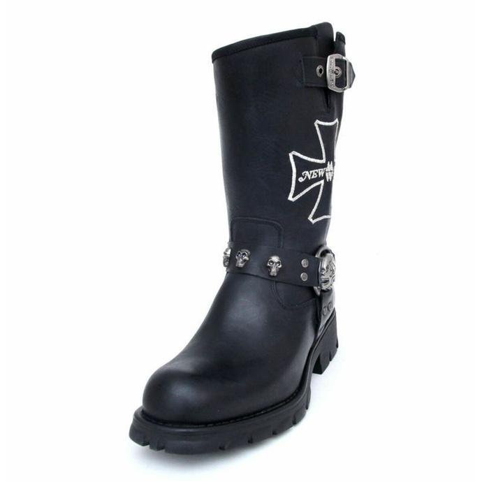 Stiefel NEW ROCK - Itali Negro