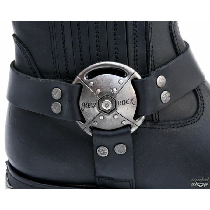 Stiefel NEW ROCK - Itali Negro-