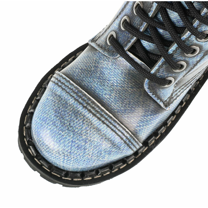 Stiefel STEADY´S - 10 Ösen - Jeans