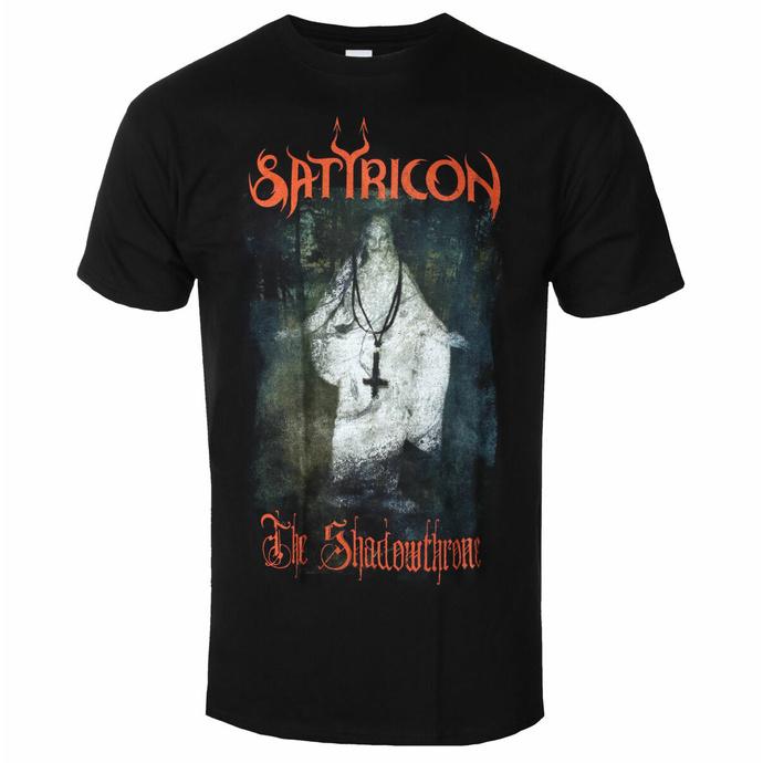 Herren T-Shirt SATYRICON - The Shadowthrone - NAPALM RECORDS