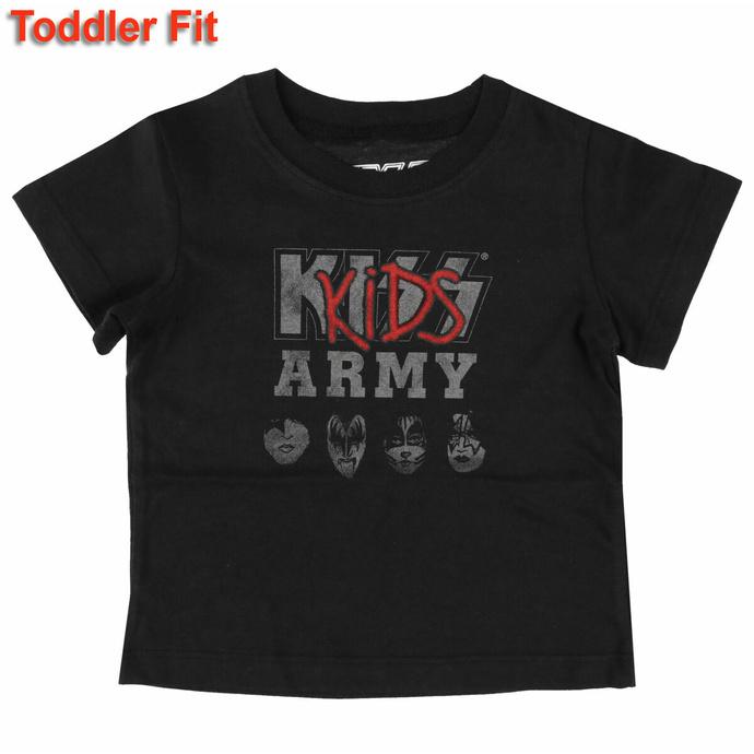 Kinder T-Shirt Kiss - Kids Army