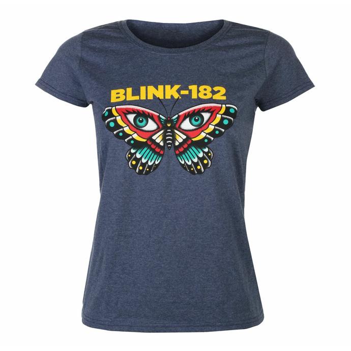 Frauen T-Shirt Blink 182 - Butterfly