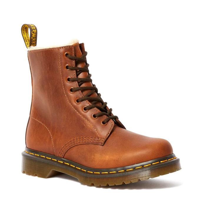 DR. MARTENS Winter Boots - 8 Loch - 1460 SERENA