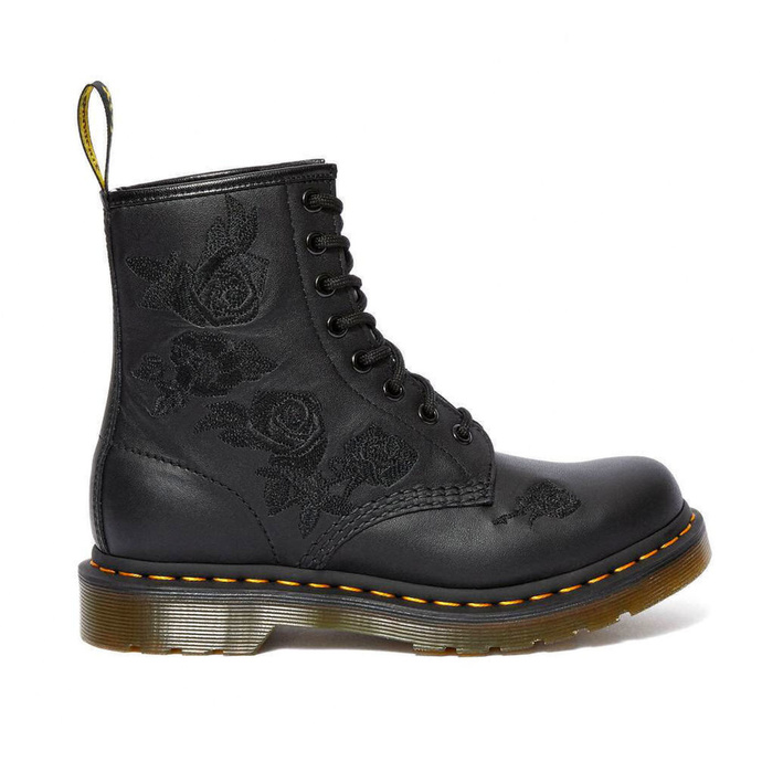 DR. MARTENS Boots - 8 Loch - 1460 VONDA MONO