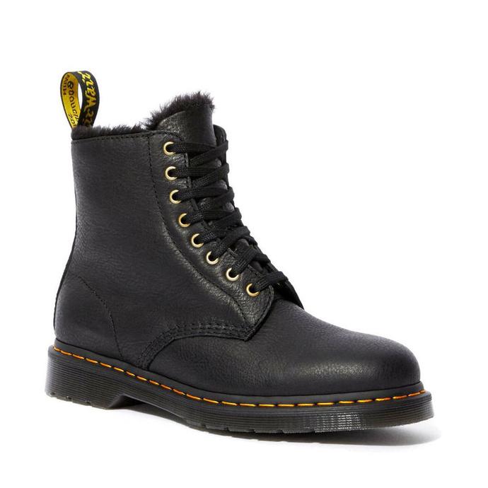 DR. MARTENS Winter Boots - 8 Loch - 1460 Pascal FL