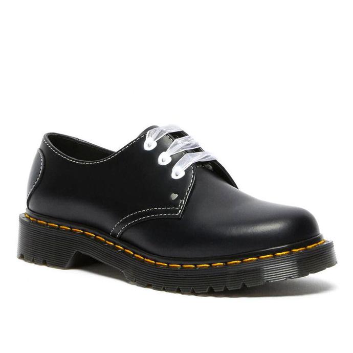 Damen Schuhe DR. MARTENS - 1461 Hearts - schwarz