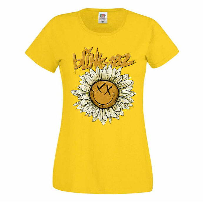 Frauen T-Shirt Blink 182