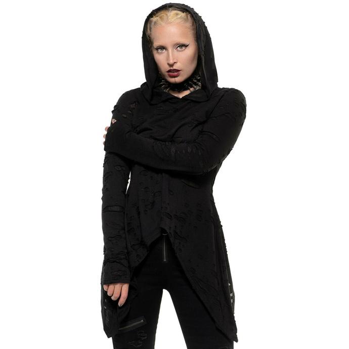 Damenpullover KILLSTAR - Hex Hooded - Schwarz