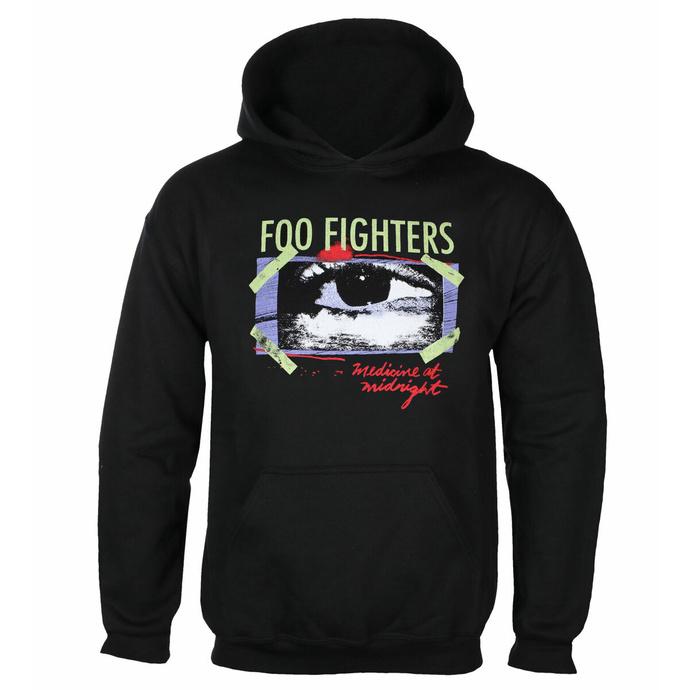 Herren Hoodie Foo Fighters - Medicine At Midnight Taped - ROCK OFF
