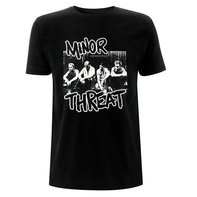 Herren T-Shirt Minor Threat - Xerox