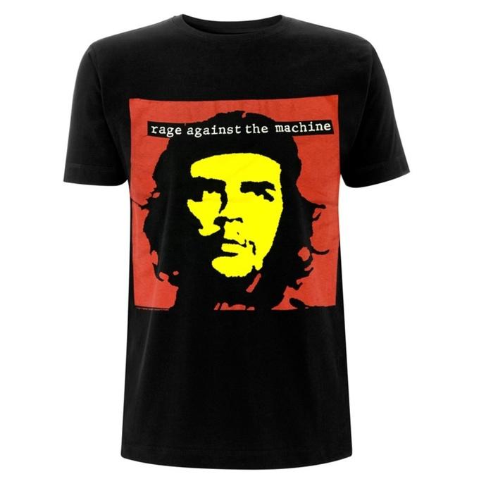 HerrenT-Shirt Rage against the machine - Che - Schwarz
