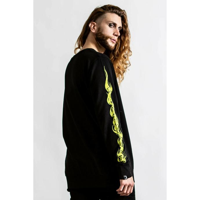 Unisex Sweatshirt KILLSTAR - Shine Bright - Schwarz