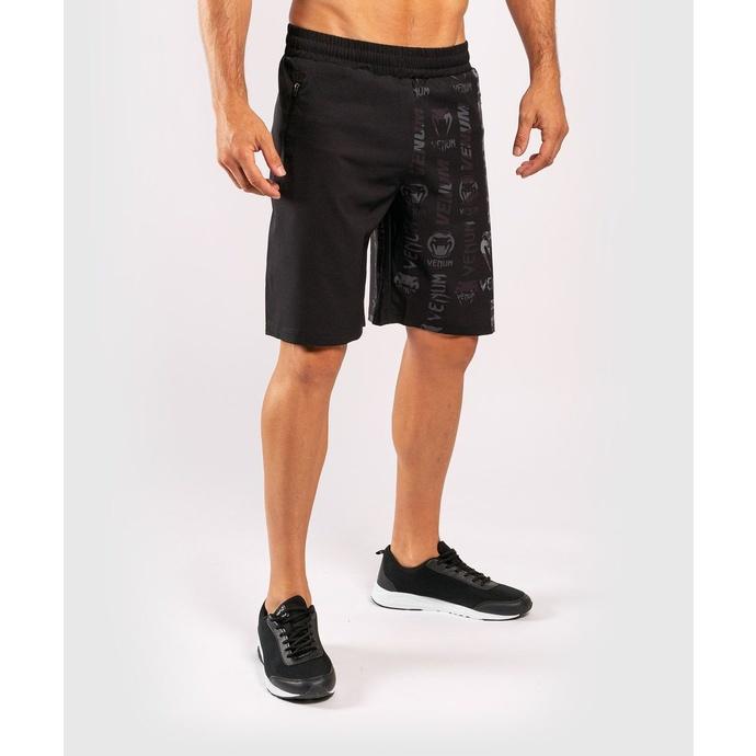 Herren Shorts VENUM - Logos Training - Schwarz / Urban Camo