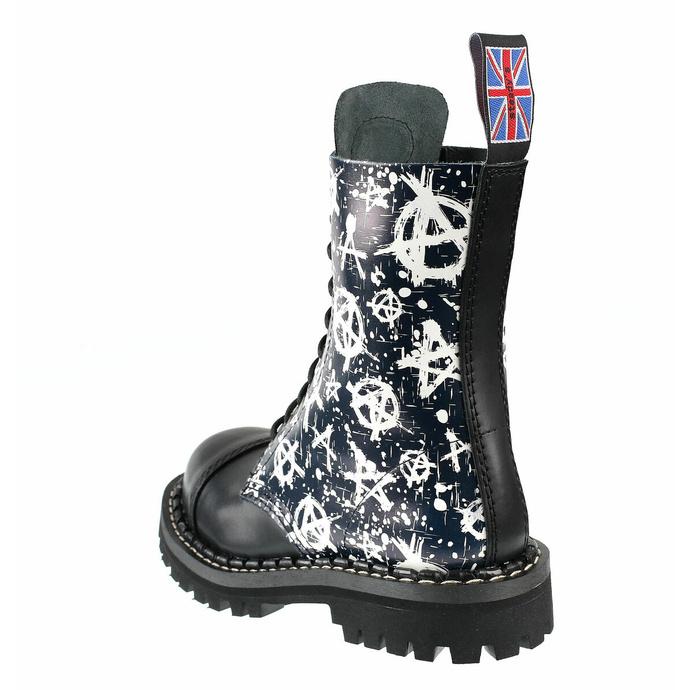 Schuhe Boots STEADY´S - 10-Loch - Anarchy