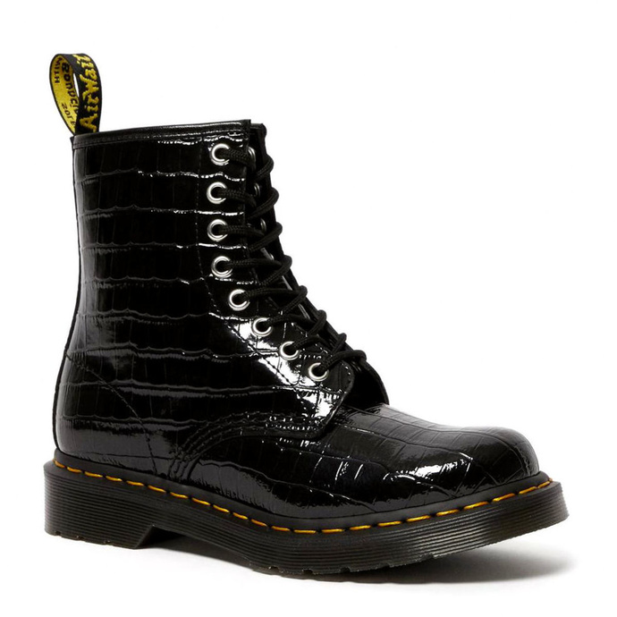 DR. MARTENS Boots - 8 loch - 1460 Pascal