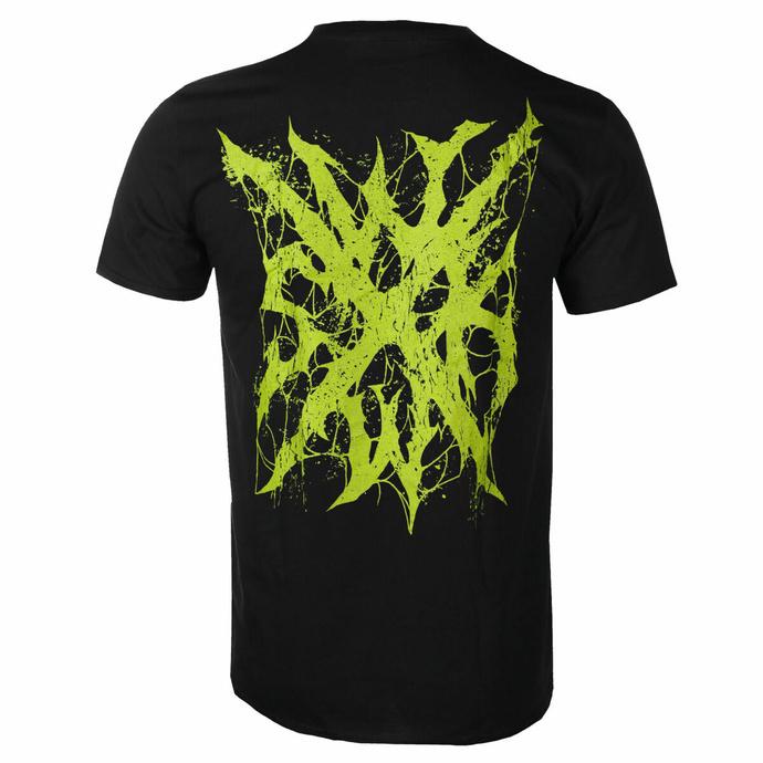 Herren T-Shirt Ingested - Demon - Schwarz - INDIEMERCH