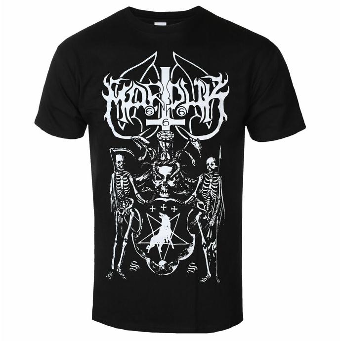 Herren T-Shirt Marduk - SRPNT SRMN - Schwarz - INDIEMERCH