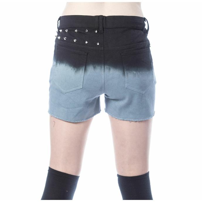 Damen Shorts VIXXSIN - GAIA - SCHWARZ/GRAU