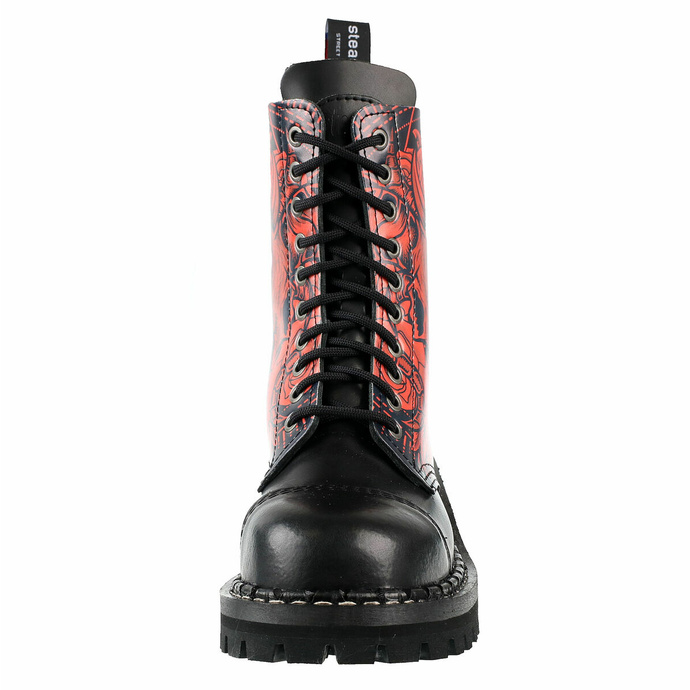 Stiefel STEADY´S - 10-hole - Baphomet