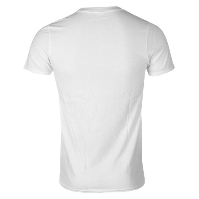 Herren T-Shirt GUTALAX - toilet brushes - weiß - ROTTEN ROLL REX