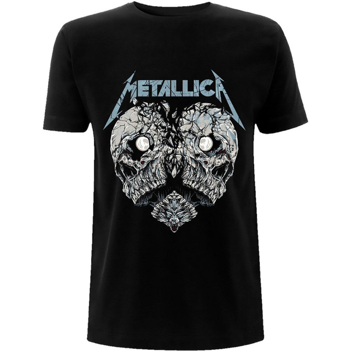Herren T-shirt Metallica - Heart Broken
