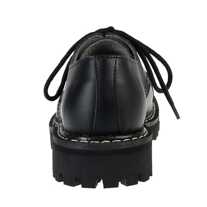 Schuhe Stiefel KMM 2-Loch - Black