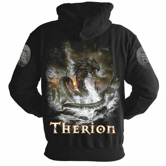 Herren Sweatshirt THERION - Leviathan