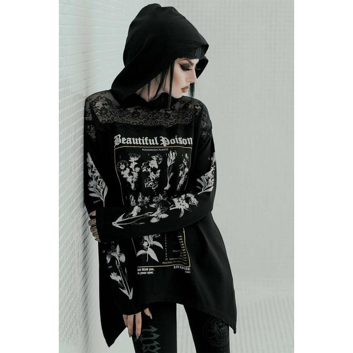Damen Sweatshirt KILLSTAR - Poison Lace