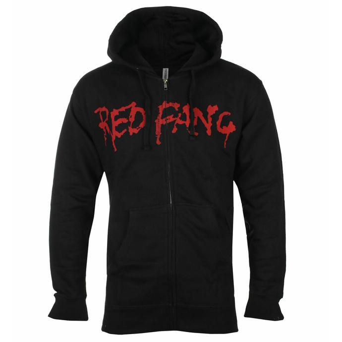 Herren Hoodie Red Fang - Fang - Schwarz - INDIEMERCH