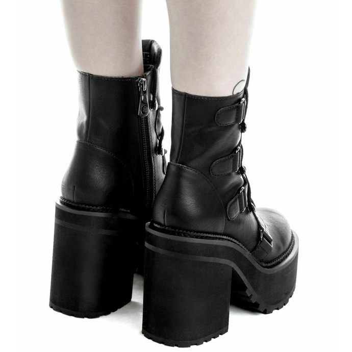 Damen Schuhe KILLSTAR - Broom Rider - SCHWARZ