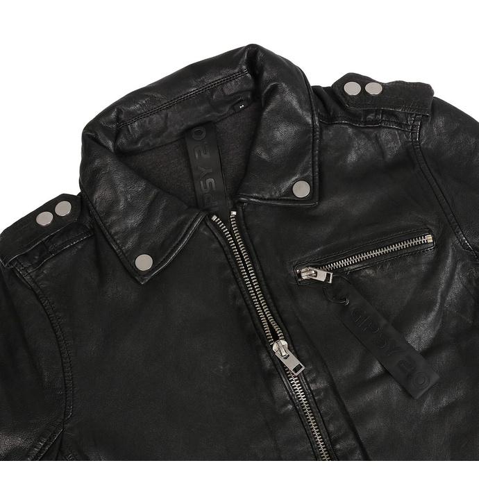 Herren Jacke (Metal Jacke) G2BGIllon SF LACAV - black