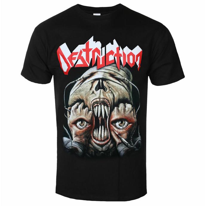 Herren T-Shirt Destruction - Release From Agony - Schwarz - INDIEMERCH