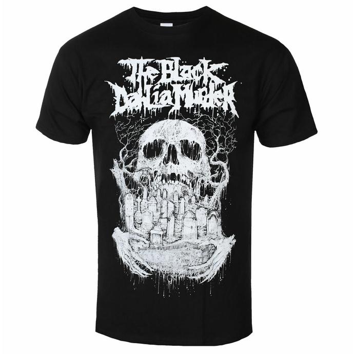 Herren T-Shirt Black Dahlia Murder - Into The Everblack - Schwarz - INDIEMERCH