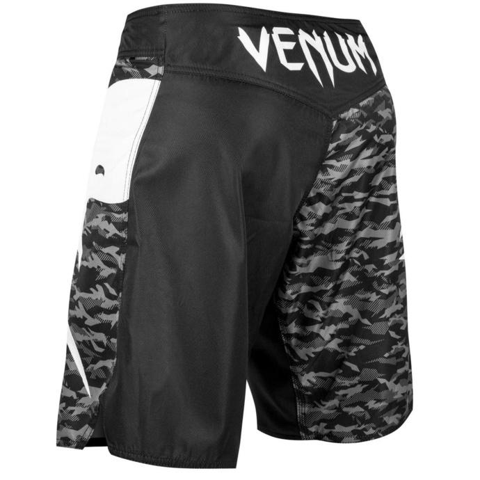 Herren Shorts VENUM - Light 3.0 Fightshorts - Schwarz / Urban Camo
