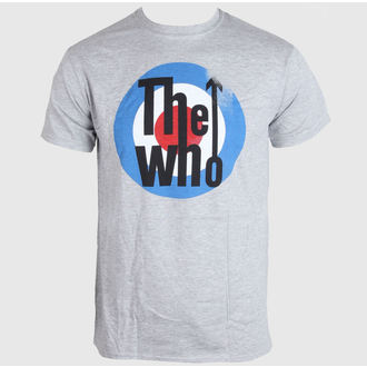 Herren T-Shirt   The Who - Target - Grey - LIVE NATION