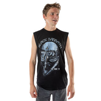 Tank Top (Unisex) Black Sabbath - AMPLIFIED, AMPLIFIED, Black Sabbath