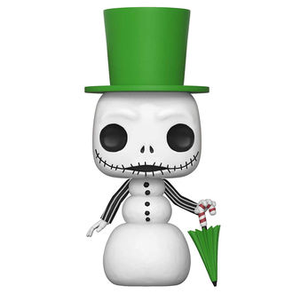 Figur Nightmare before Christmas - POP! - Schneemann Jack, NIGHTMARE BEFORE CHRISTMAS, Nightmare Before Christmas