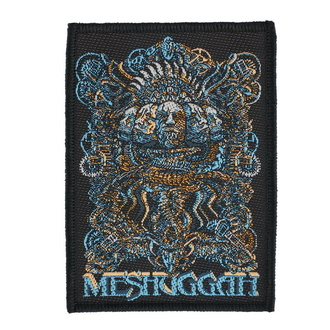 Patch Aufnäher Meshuggah - 5 Faces - RAZAMATAZ, RAZAMATAZ, Meshuggah
