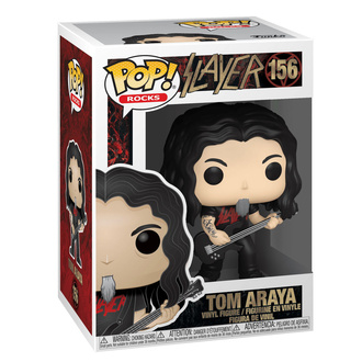 Figur Slayer - POP! - Tom Araya, POP, Slayer