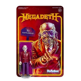 Figur Megadeth - Vic Rattlehead, NNM, Megadeth
