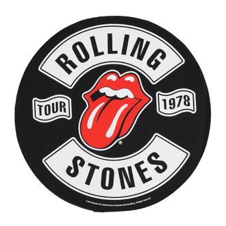 Rückenaufnäher Patch groß The Rolling Stones - Tour 1978 - RAZAMATAZ, RAZAMATAZ, Rolling Stones