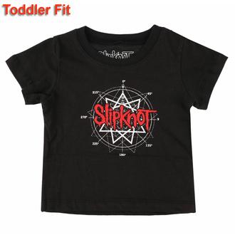 Kinder T-Shirt Slipknot - Star Logo, ROCK OFF, Slipknot