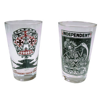 Gläschen INDEPENDENT - Savced Glasses, INDEPENDENT
