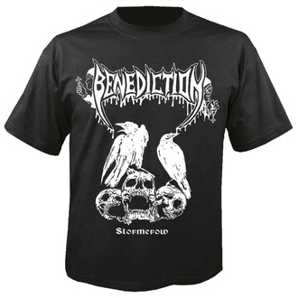 Herren T-Shirt BENEDICTION - Stormcrow - NUCLEAR BLAST, NUCLEAR BLAST, Benediction